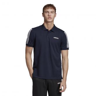 Imagem - Camisa Polo Adidas Algodão 3-Stripes Masculina cód: 057731
