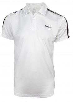 Imagem - Camisa Polo Adidas Designed 2 Move 3-Stripes Masculina cód: 055345