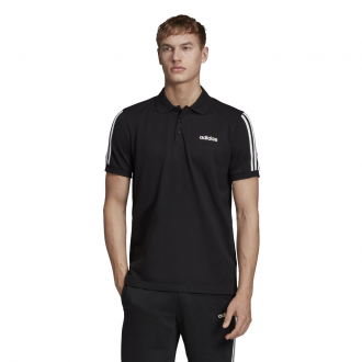 Imagem - Camisa Polo Adidas Piquet 3 Stripes Masculina cód: 057874