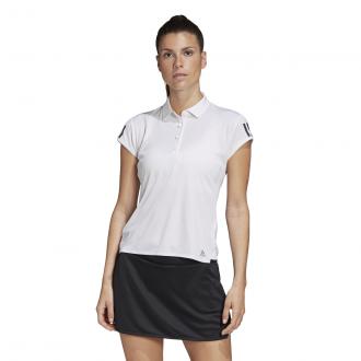 Imagem - Camisa Polo Adidas Poliéster Club 3 Str Feminina cód: 058259