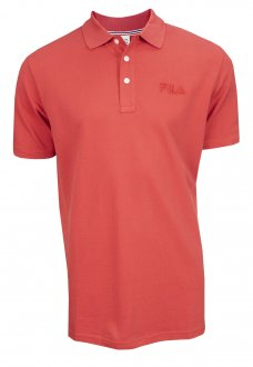 Imagem - Camisa Polo Pique Fila Masculina cód: 057846