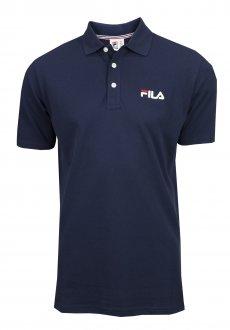 Imagem - Camisa Polo Pique Fila Masculina cód: 057845