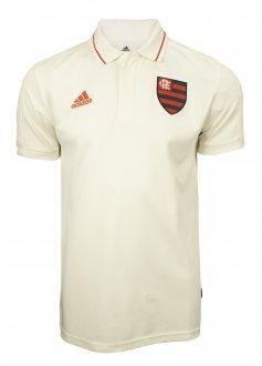 Imagem - Camisa Polo Piquet Adidas Flamengo Masculina cód: 056923