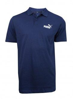 Imagem - Camisa Polo Puma Algodão Essentials Jersey Masculina cód: 057348