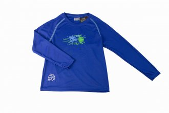 Imagem - Camisa Térmica Infantil Poker Proteção Uv50 cód: 049049