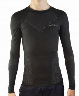Imagem - Camisa Térmica Manga Longa Poker Skin Comfort X Ray Masculina  cód: 044251