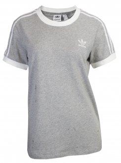 Imagem - Camiseta Adidas 3 Stripes Feminina cód: 053700
