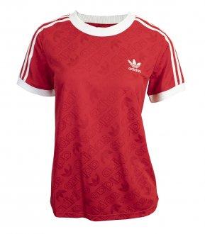 Imagem - Camiseta Adidas 3 Stripes Feminina cód: 052244