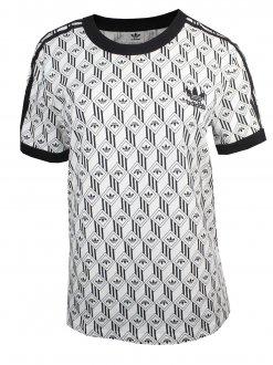 Imagem - Camiseta Adidas 3 Stripes Feminina cód: 055118