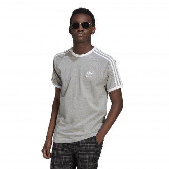 Imagem - Camiseta Adidas 3 Stripes Masculina cód: 062279