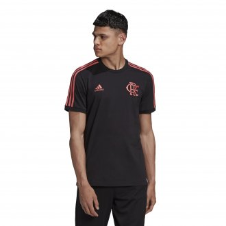 Imagem - Camiseta Adidas Algodão Flamengo Masculina cód: 058678