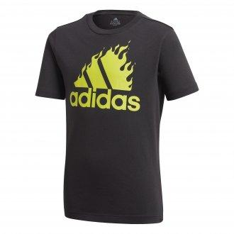 Imagem - Camiseta Adidas Algodão Jb Bos Graph2 Infantil cód: 058676