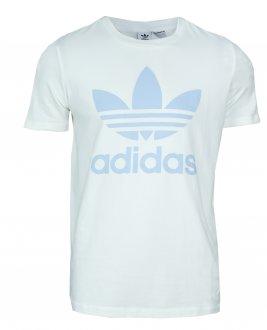 Imagem - Camiseta Adidas Algodão Trefoil Feminina cód: 056964