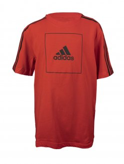 Imagem - Camiseta Adidas Athletics Club Infantil cód: 056093
