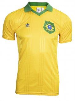 Imagem - Camiseta Adidas Brasil Fan Masculina  cód: 051487