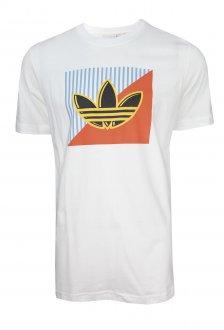 Imagem - Camiseta Adidas Diagonal Logo Masculina cód: 055120