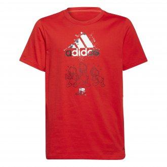 Imagem - Camiseta Adidas Disney Infantil Masculina cód: 061858