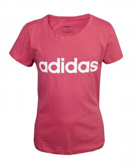 Imagem - Camiseta Adidas Essentials Linear Infantil cód: 053561