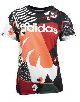 Imagem - Camiseta Adidas Farm Rio Feminina  cód: 055148