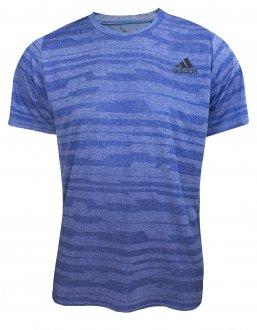 Imagem - Camiseta Adidas FL Tec Heather Masculina cód: 054498