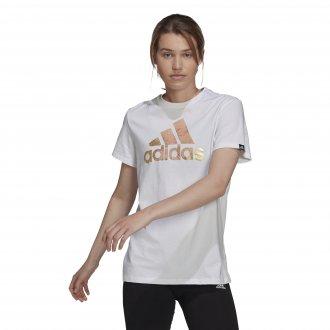 Imagem - Camiseta Adidas Foil Motion Feminina cód: 061851