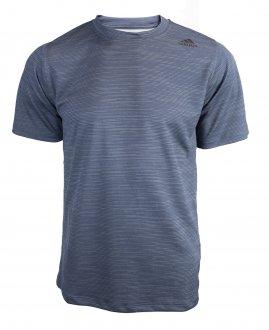Imagem - Camiseta Adidas Freelift Tech Fitted Striped Masculina cód: 052907