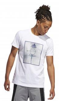 Imagem - Camiseta Adidas Game On Lock Masculina cód: 055775