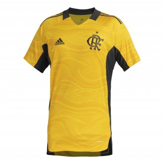 Imagem - Camiseta Adidas Goleiro Flamengo 21/22 Masculina cód: 062357