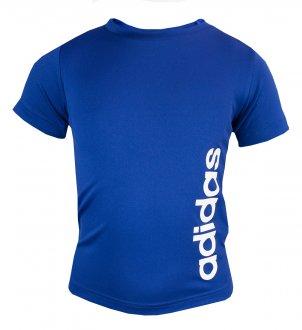 Imagem - Camiseta Adidas Linear Infantil cód: 052911