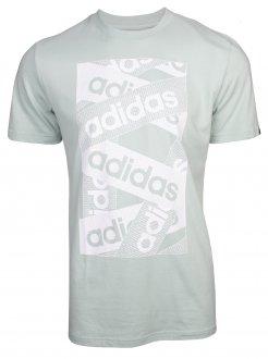 Imagem - Camiseta Adidas Logo Laces Masculina cód: 055348