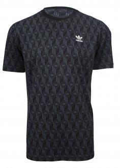 Imagem - Camiseta Adidas Mono Allover Print Masculina  cód: 055711