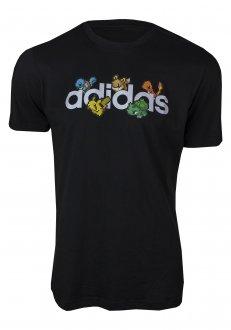 Imagem - Camiseta Adidas Pokémon Pixeled Masculina cód: 055993