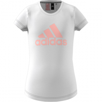 Imagem - Camiseta Adidas Poliéster Must Haves Badge Of Sport Infantil cód: 057949