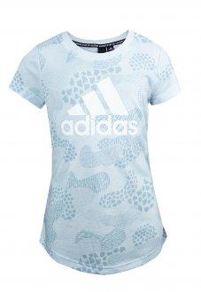 Imagem - Camiseta Adidas Poliéster Must Haves Infantil cód: 056894