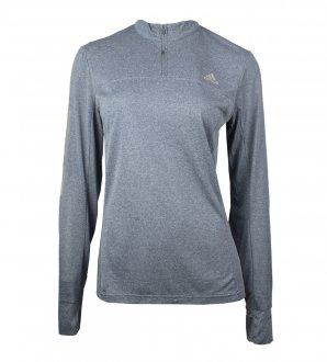 Imagem - Camiseta Adidas Poliéster Otr 1 2 Zip Feminina cód: 055763