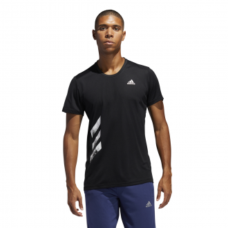 Imagem - Camiseta Adidas Poliéster Run It Masculina cód: 057878