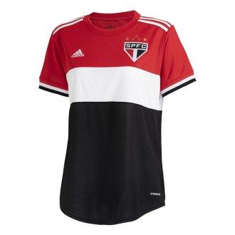 Imagem - Camiseta Adidas São Paulo 3 Feminina cód: 063027