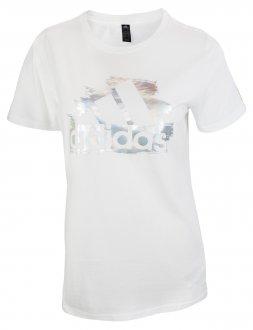 Imagem - Camiseta Adidas See You Badge Feminina cód: 054108