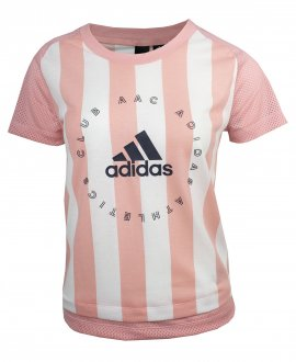 Imagem - Camiseta Adidas Stripe Feminina cód: 055140