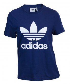 Imagem - Camiseta Adidas Trefoil Feminina cód: 051067