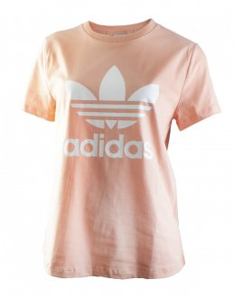 Imagem - Camiseta Adidas Trefoil Feminina - 049132