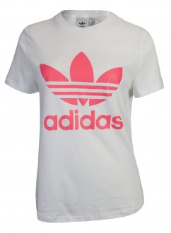 Imagem - Camiseta Adidas Trefoil Feminina cód: 053702