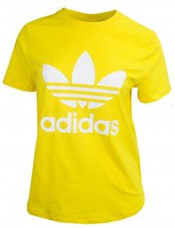 Imagem - Camiseta Adidas Trefoil Feminina cód: 053158