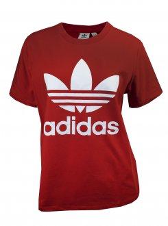 Imagem - Camiseta Adidas Trefoil Feminina cód: 055117