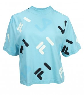 Imagem - Camiseta Cropped Fila Algodão Full Feminina cód: 056807