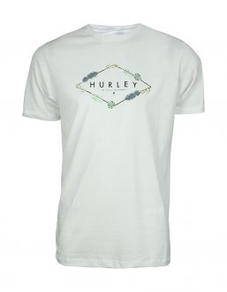 Imagem - Camiseta Algodão Hurley Silk Botanic Masculino cód: 059310