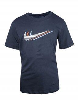 Imagem - Camiseta Algodão Nike Sportswear Infantil  cód: 057280