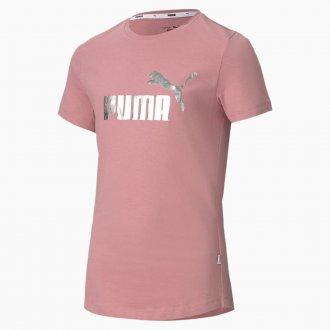 Imagem - Camiseta Algodão Puma Essentials Tee Infantil cód: 058969