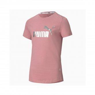 Imagem - Camiseta Algodão Puma Essentials Tee Kids cód: 059069