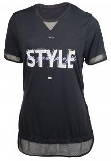 Imagem - Camiseta Alto Giro Leggerissimo Alongada Feminina cód: 054904